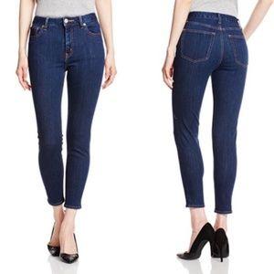 MOUSSY Isko Emotion Skinny Jeans Dark Wash 26
